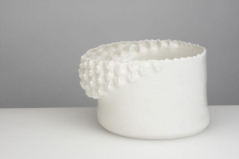 Anja Lubach: Asymmetric Madonna Bowls | Image from the artist's website (fair use)