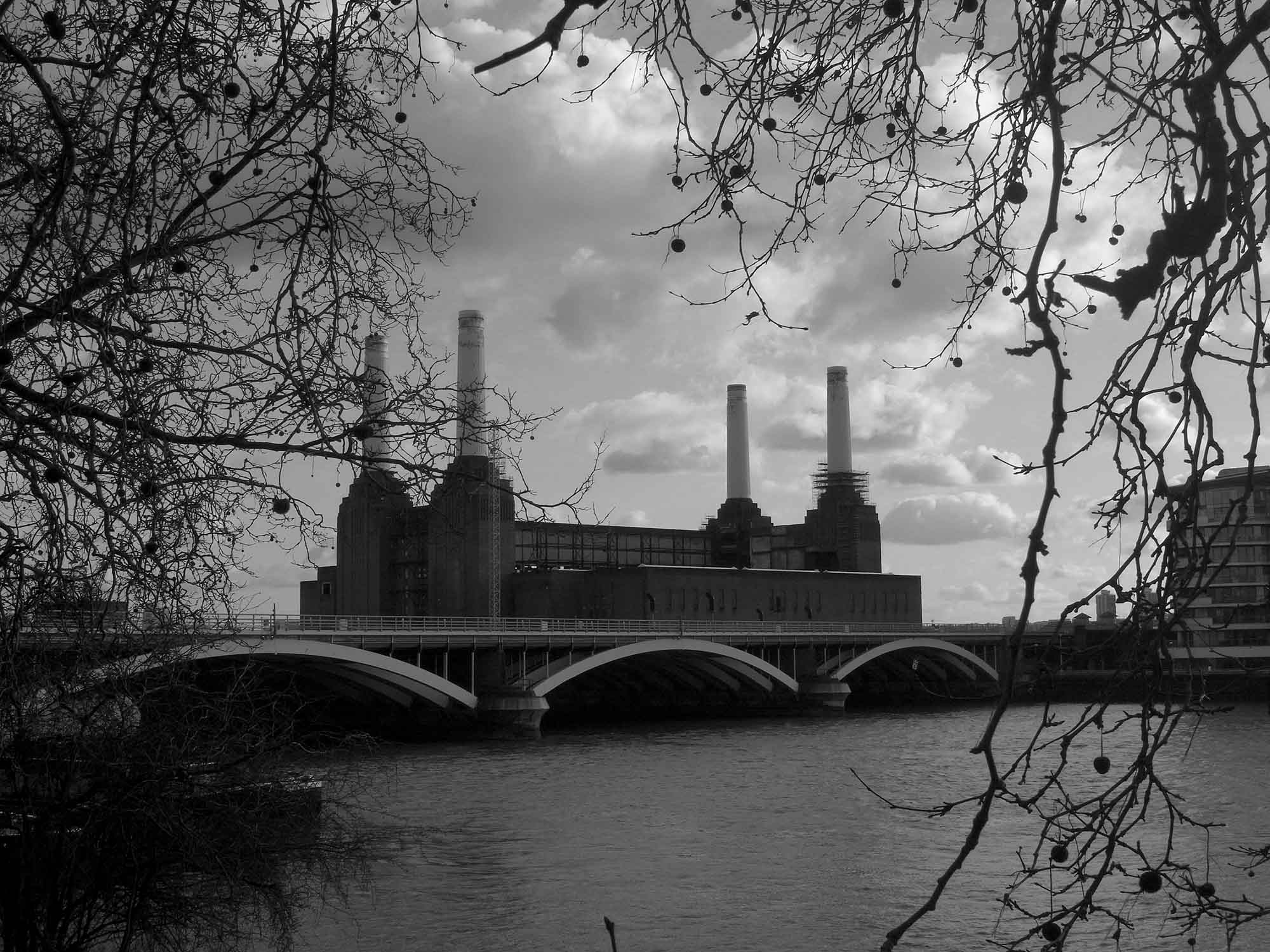 Battersea Power Station, London | Photo from private collection