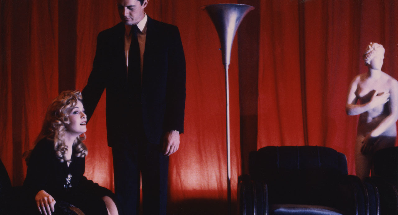 Still from David Lynch's Twin Peaks TV series | Image from Twin Peaks Archive