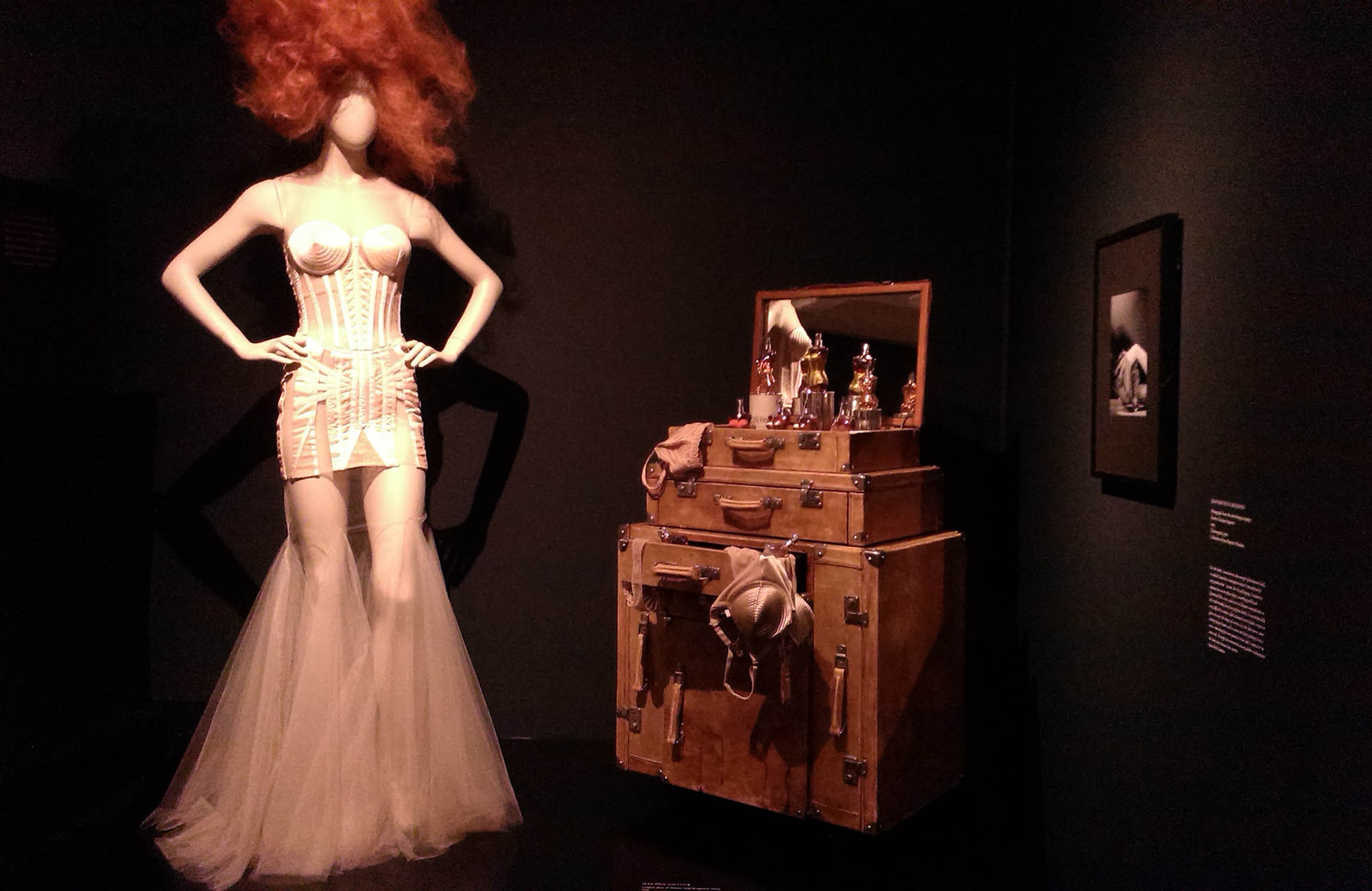 The Fashion World Of Jean Paul Gaultier: From The Sidewalk To The Catwalk, 2014