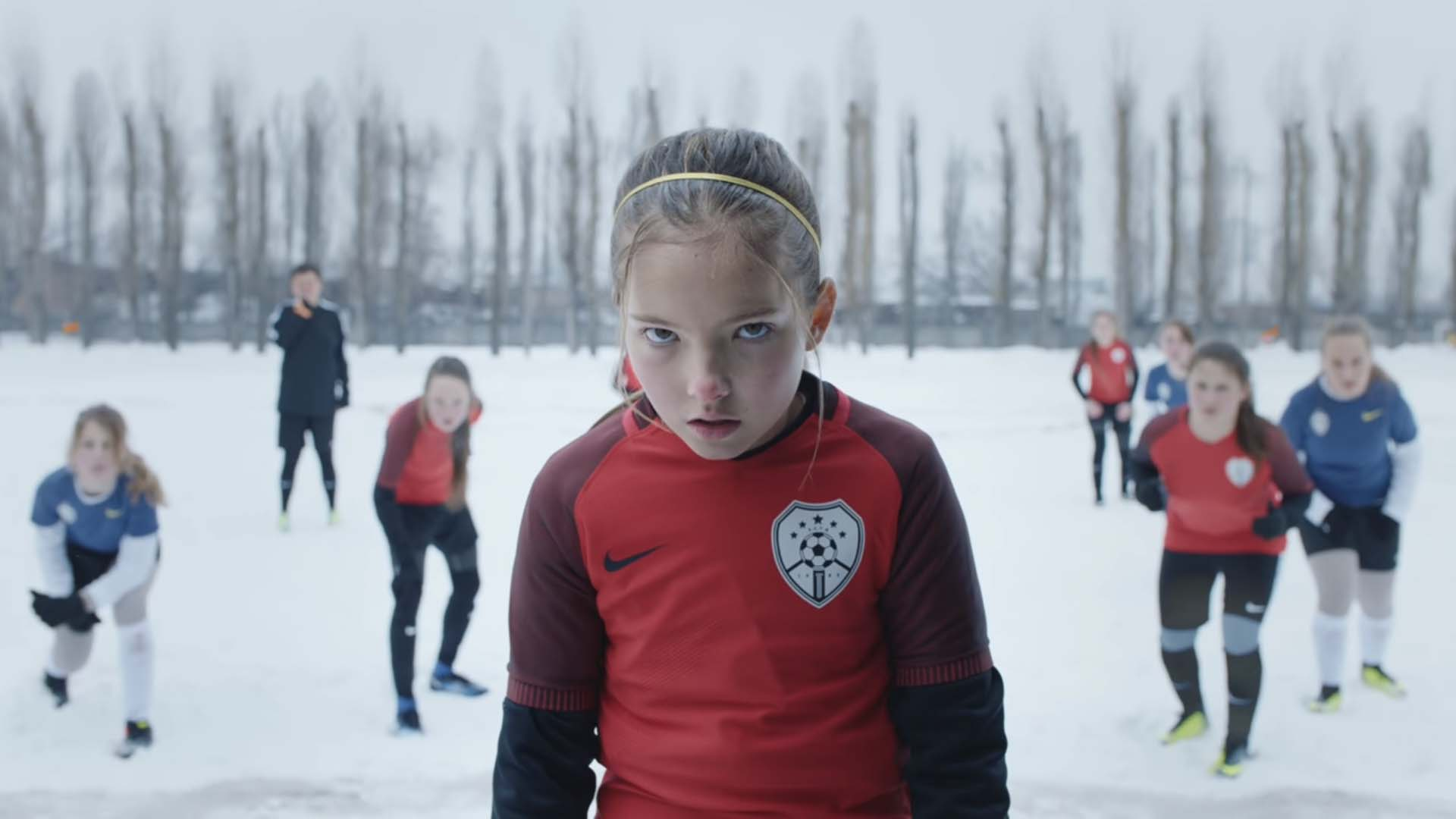 "Nike Russia & ""Made of..."" campaign"